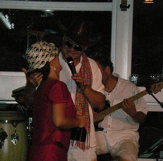 Fantastisk stemning på Engelsviken 2008