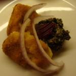 Rakfiskbrandade med oliventapenade