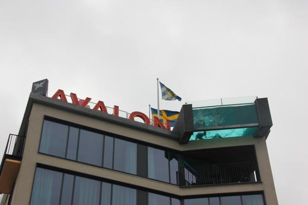 Avalon – et fabelaktig Feng Shui-hotell i Gøteborg