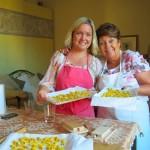 På kokkekurs i Bologna