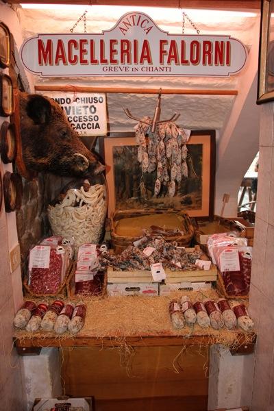 Slakteren i Greve in Chianti