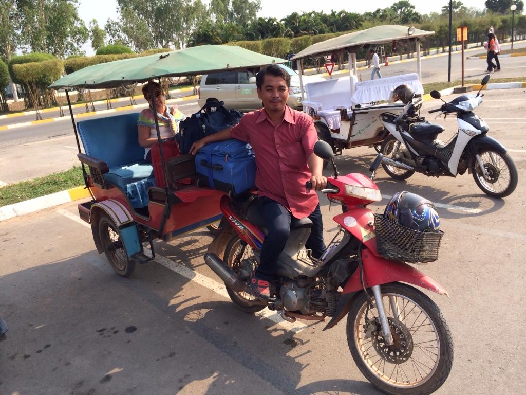 Velkommen til Siem Reap