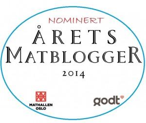 Årets Matblogger