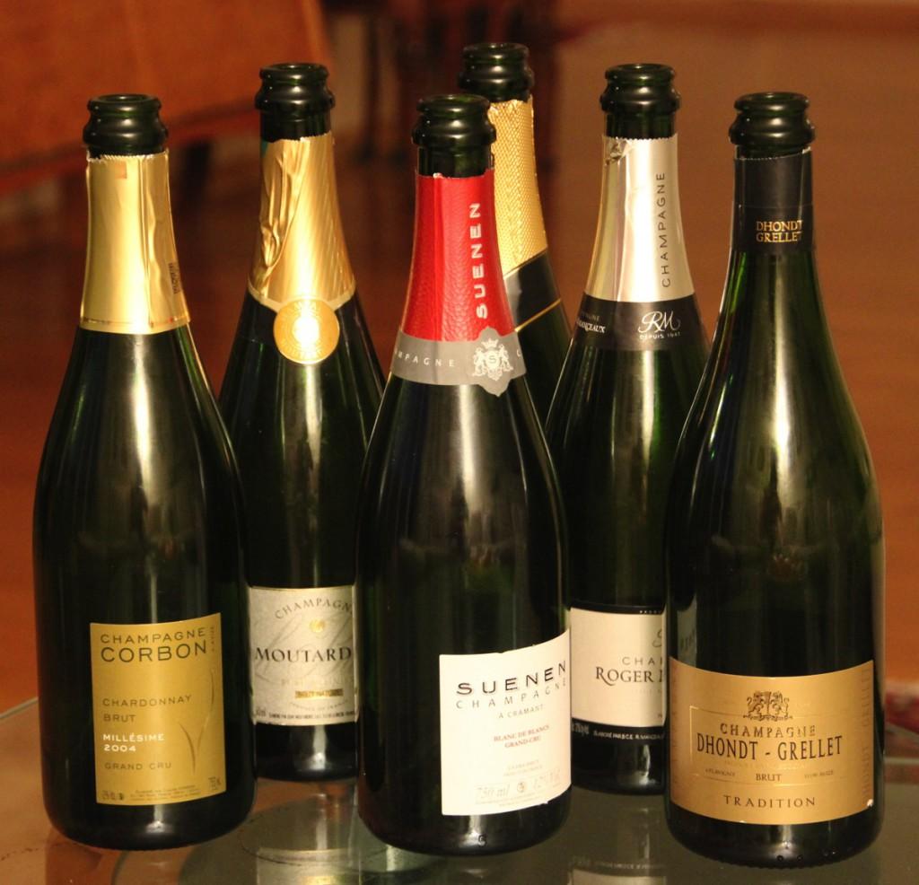 Champagne – som å drikke stjerner