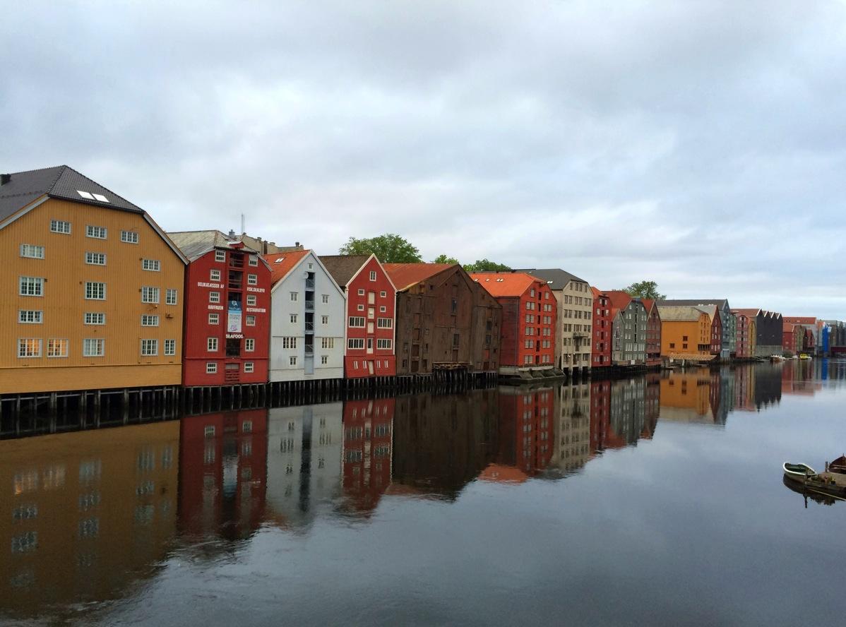 Ferie i en av Norges koseligste byer?