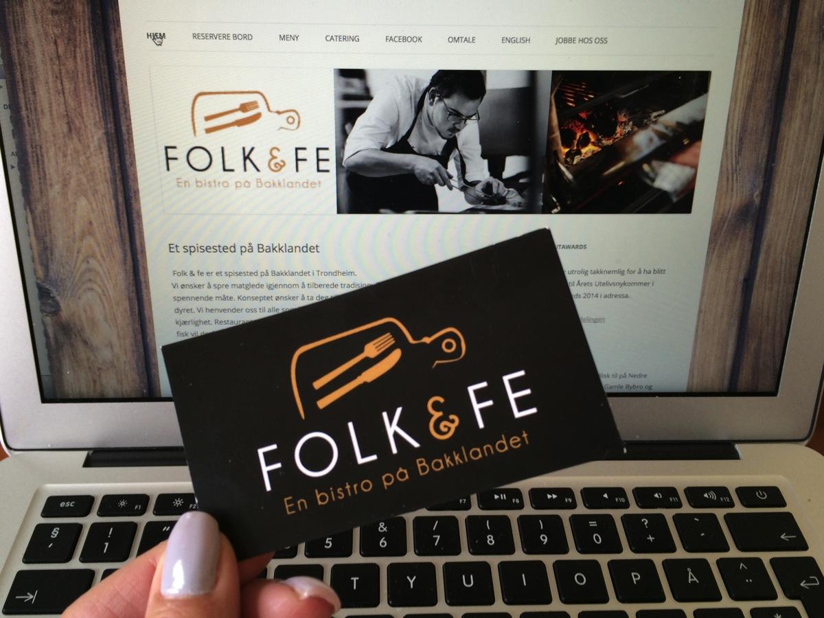 Folk og fe – en kulinarisk perle på Bakklandet