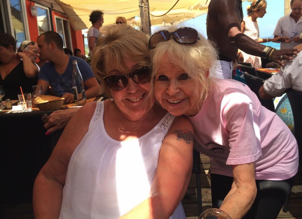 Ednas L'Esquinade i St Tropez