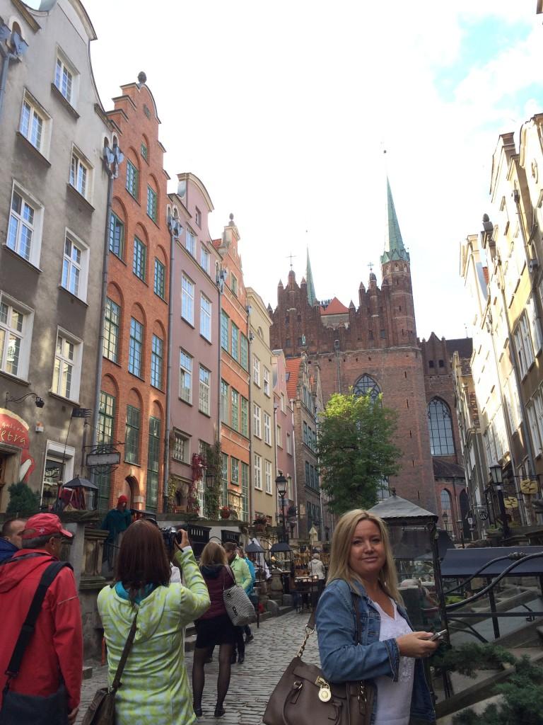 Sjarmerende Gdansk
