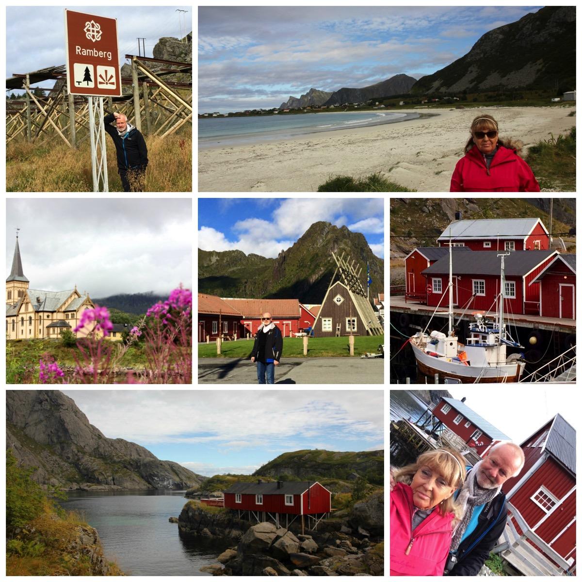 Lofoten – noe av det fineste Norge kan by på