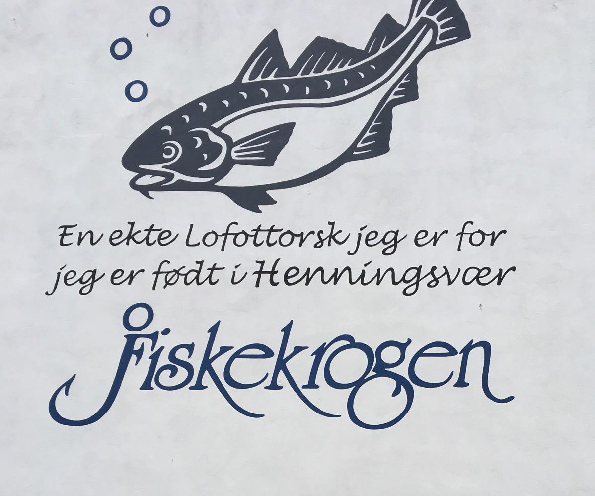 Fiskekrogen – best i Lofoten?