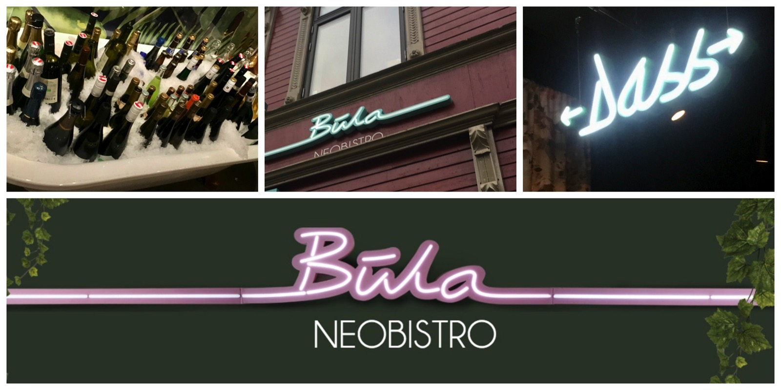 Bula Neobistro i Trondheim