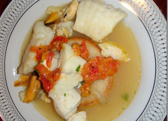 Bouillabaisse á la Julia Child