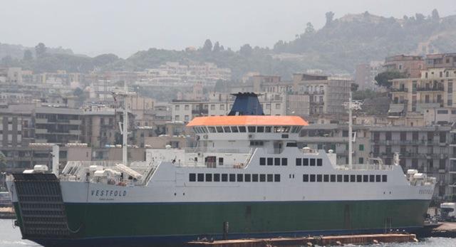 Til Sicilia med Moss-Horten-fergen