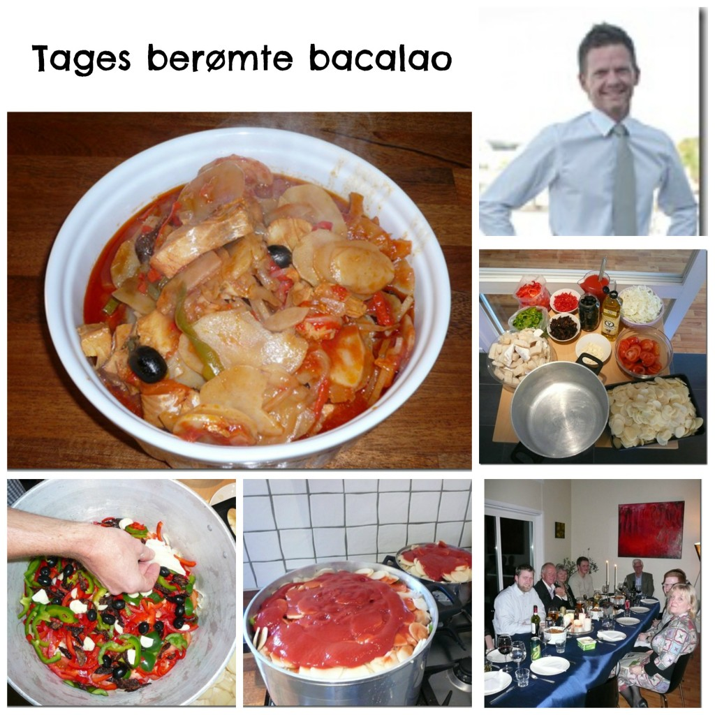 Tages beste bacalao