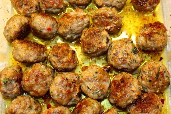Mine beste greske kjøttboller