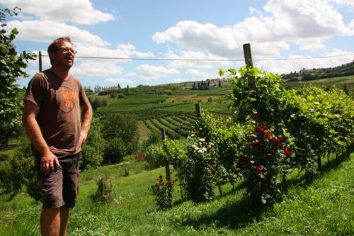 Norske vinbønder i Piemonte