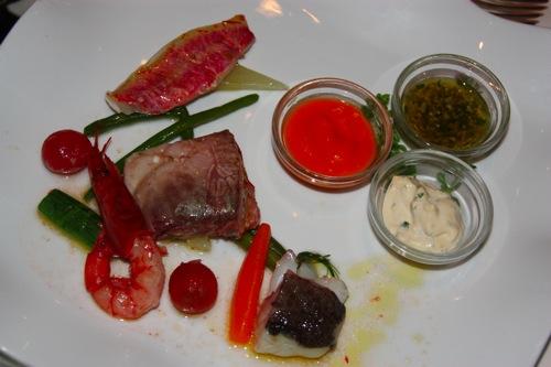 Middag på La Ciau del Tornavento