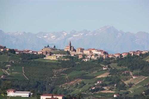 Piemonte sommeren 2011