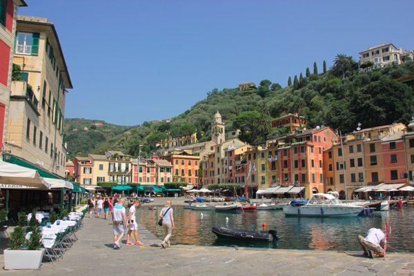 Nord-Italia sommeren 2012