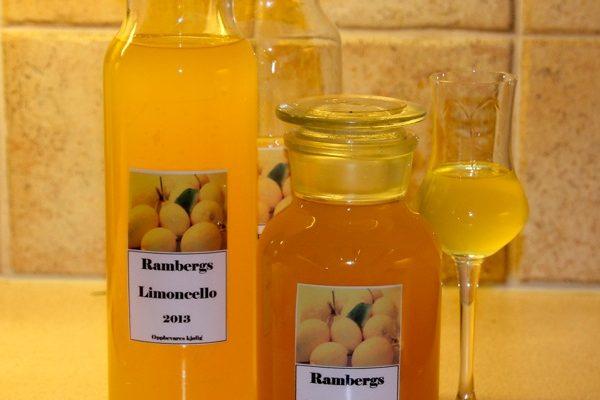 Rambergs Limoncello