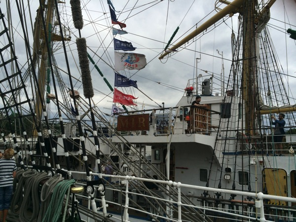 The Tall Ships Races 2014