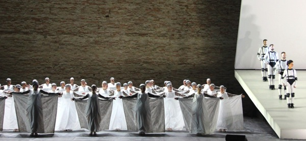 Aida i Arena di Macerata