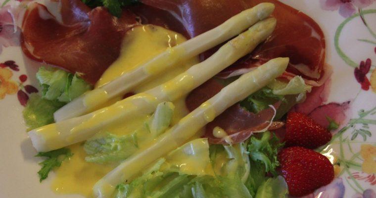 Asparges – den beste grønnsaken?