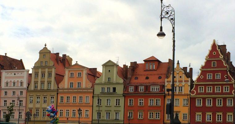 Wroclaw – en perle