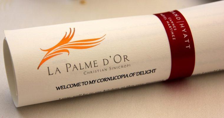 La Palme d'Or leverer i år også