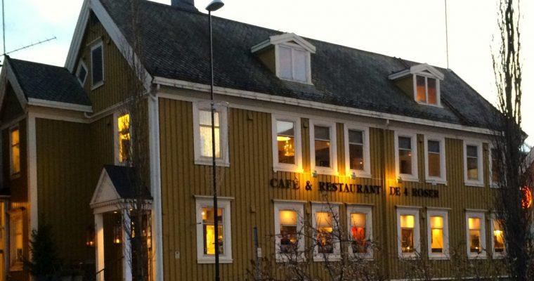 De 4 Roser- en av de beste restaurantene i Harstad