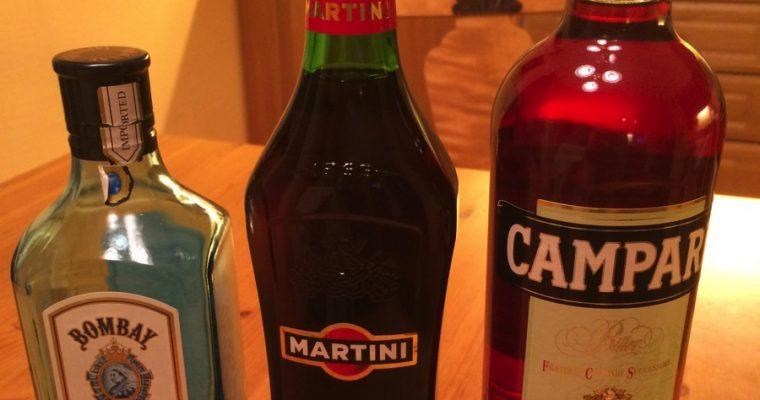 To berømte drinker – Americano og Negroni