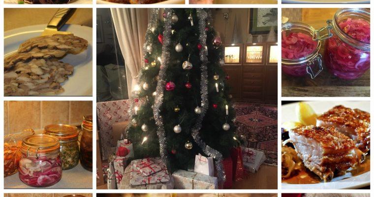 50 oppskrifter på julemat