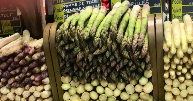 Verdens beste asparges med verdens enkleste hollandaisesaus