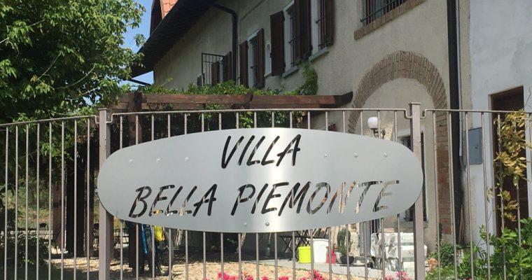 Villa Bella Piemonte – trivsel, hygge og mange muligheter