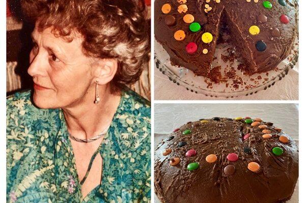 Svigermor Karins sjokoladekake